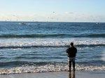 wędkowanie nad morzem